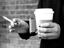 喫煙とコーヒー