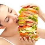 食欲が止まらない6つの原因とは?病気やストレスなど!