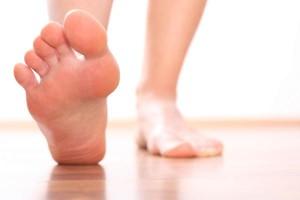 足の指のタイプ