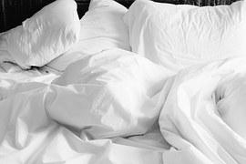 ベッド_シーツ