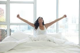寝起きの運動