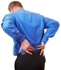 背中の痛みの対処