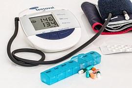 血圧計とピル