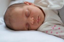 赤ちゃん_眠り