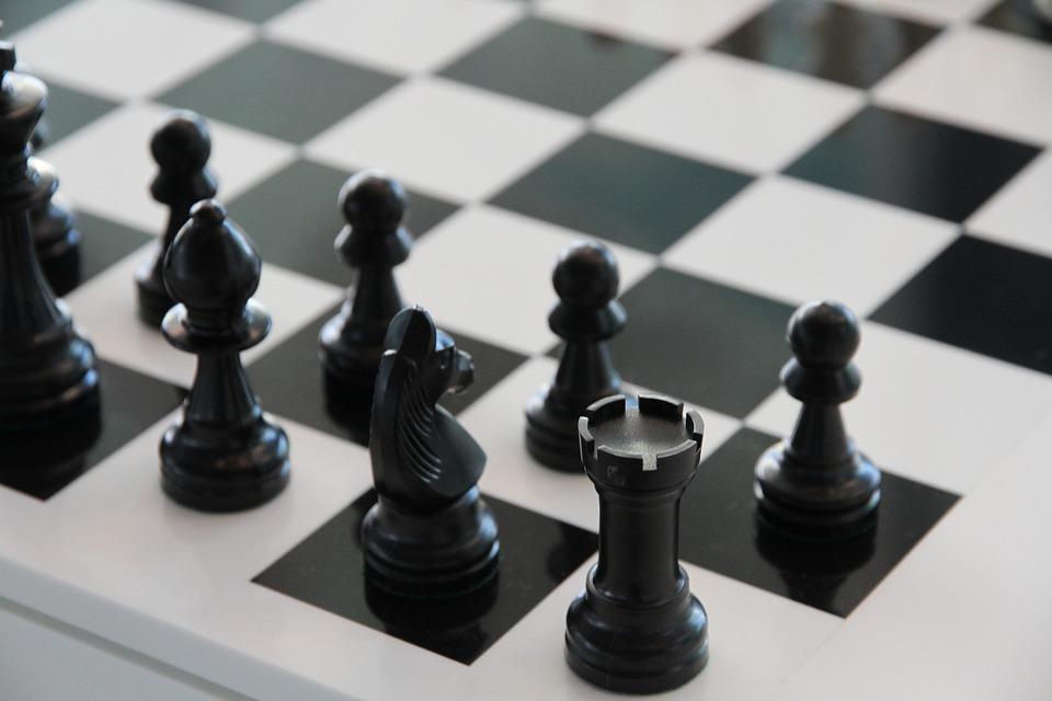 白黒チェス