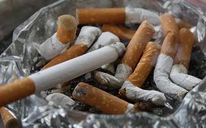 風邪をひいているときのたばこ