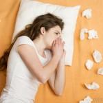 痰を飲み込むと体に悪いのはなぜ?病気の可能性も?