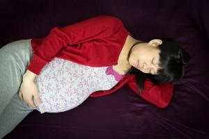 妊婦胃痛1
