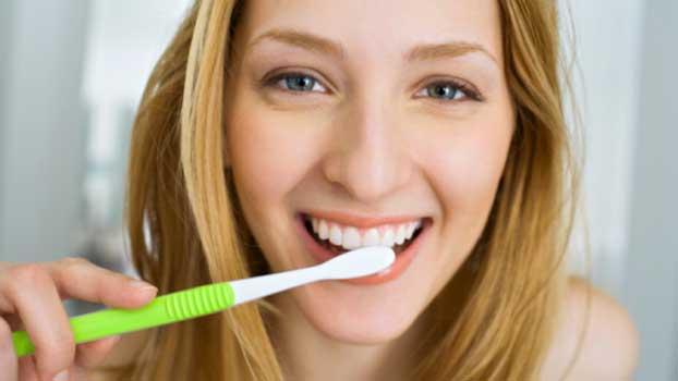 重曹 歯磨き