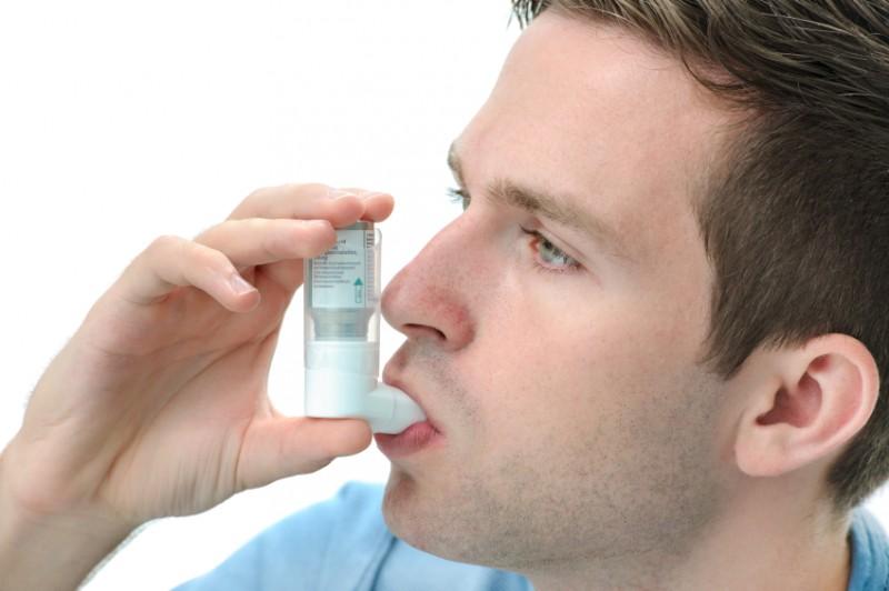 喘息 大人 症状
