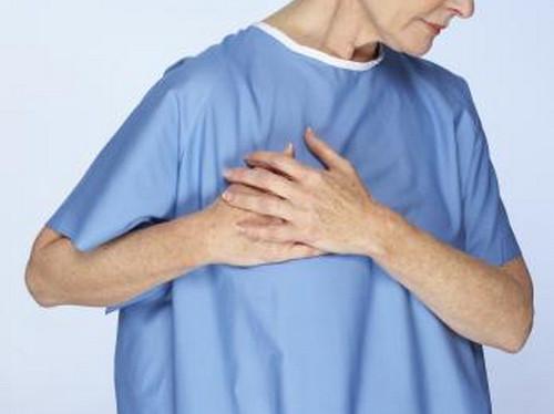 右胸 痛み