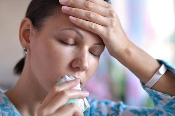 インフルエンザ 休み