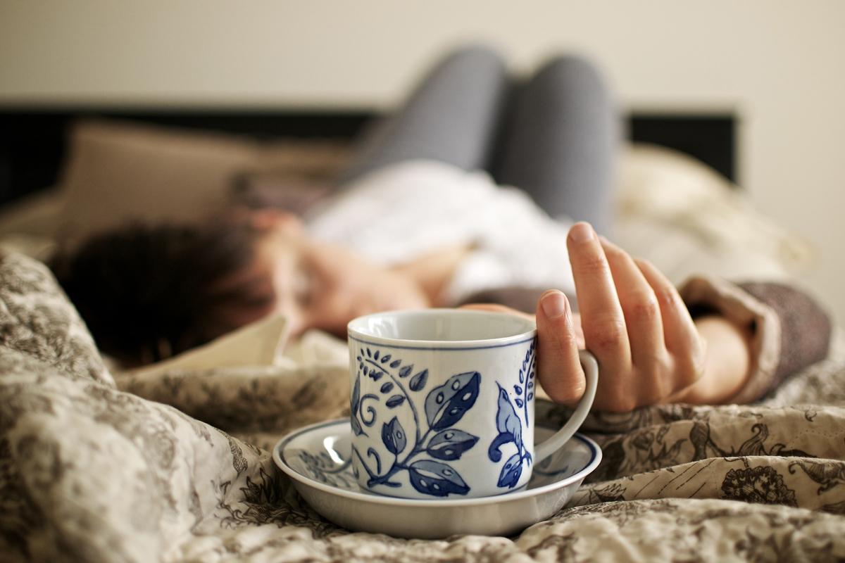 寝る前 コーヒー
