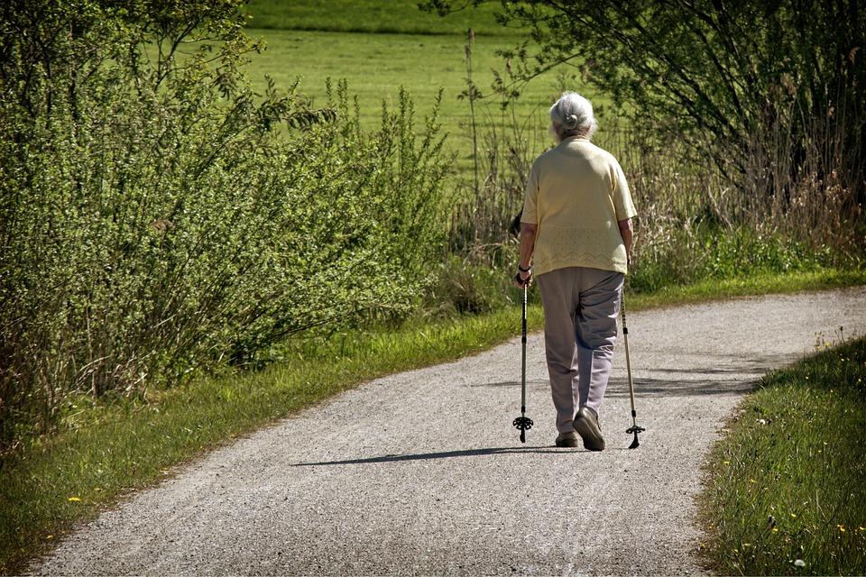おばあさん運動