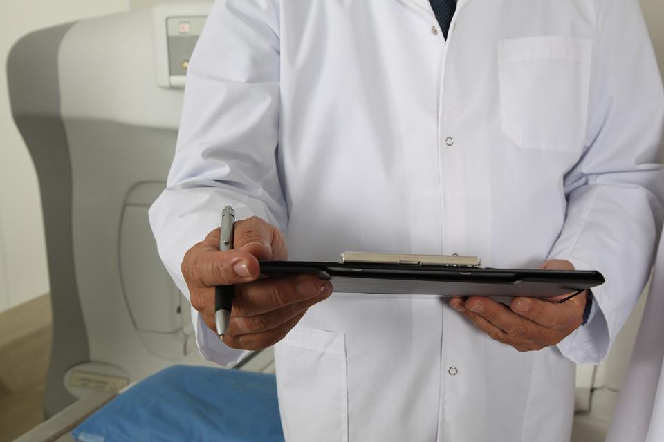 整形外科での検査
