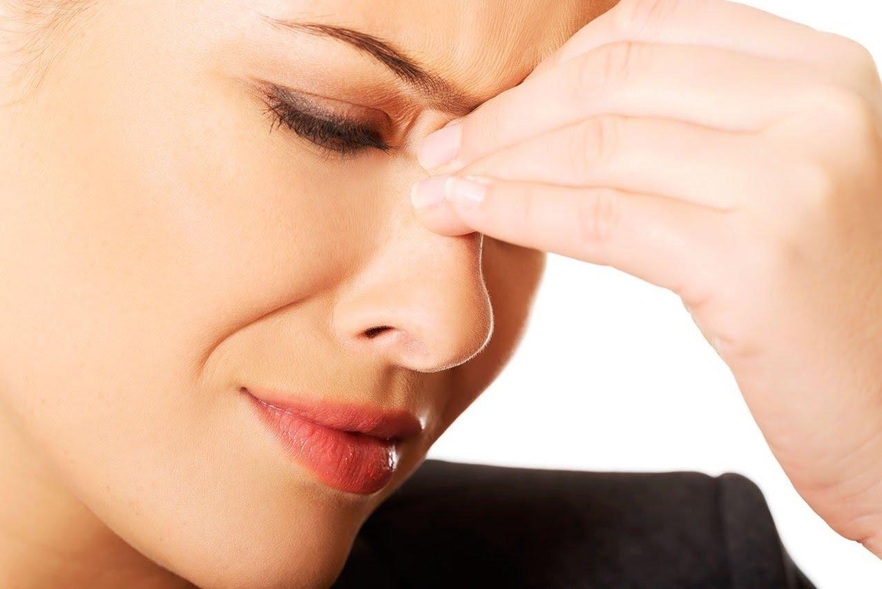 副鼻腔炎 自然治癒