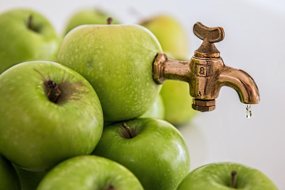 アップル蛇口
