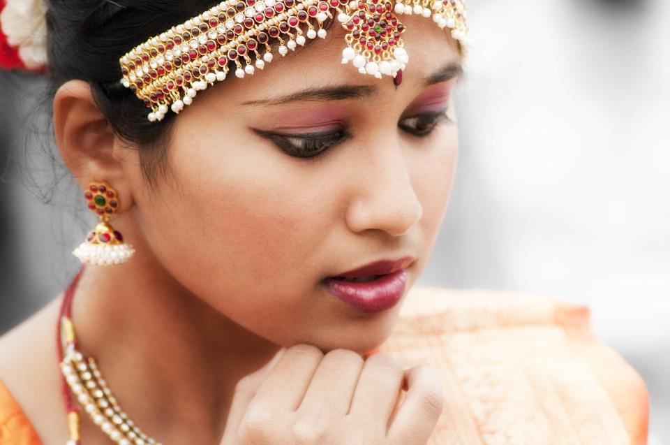 インドのダンサー テスト前