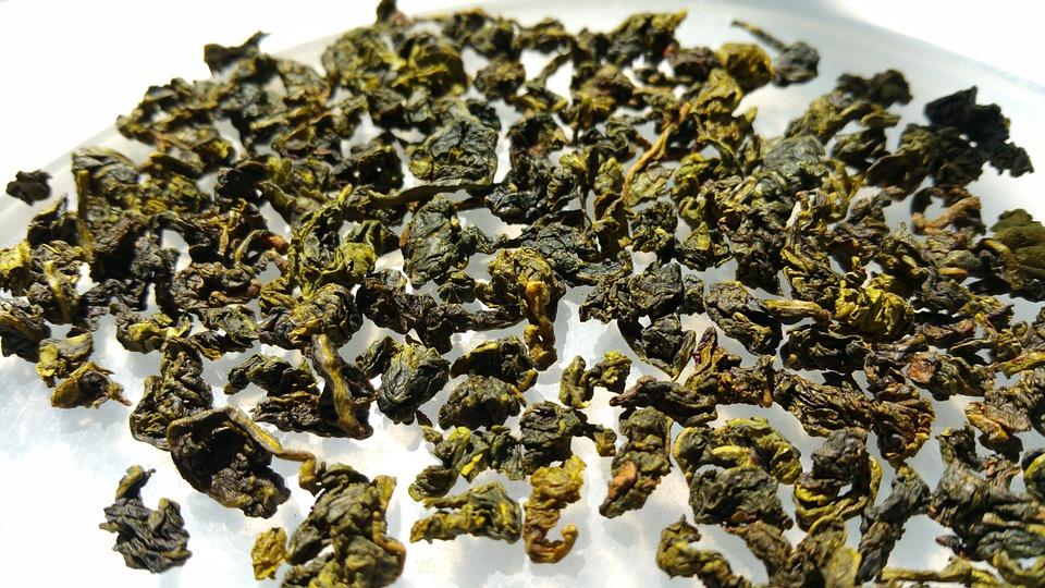ウーロン茶葉