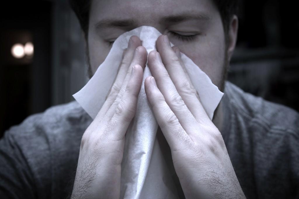 乾燥性鼻炎