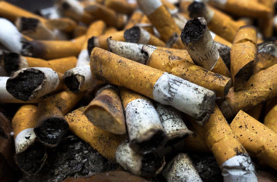 タバコ 肺