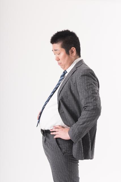 太った男01
