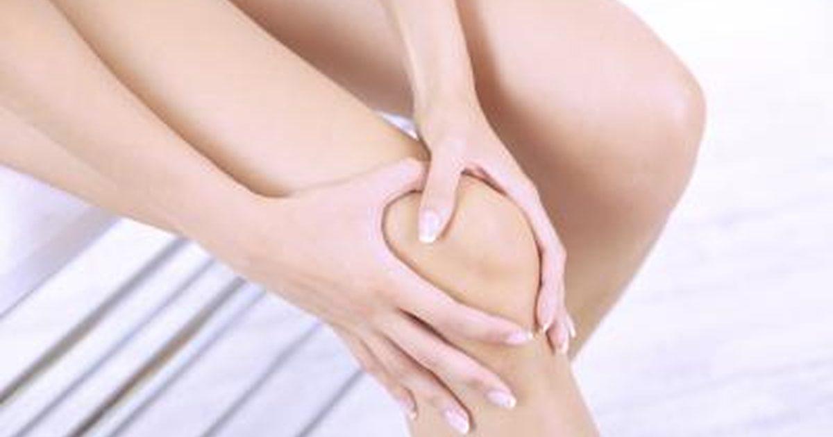 膝上 痛み