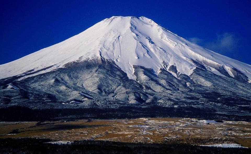 mount-fuji-84135_960_720
