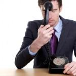 電話恐怖症の症状をチェック!恐怖症が起きる原因や合併症のリスクを紹介!