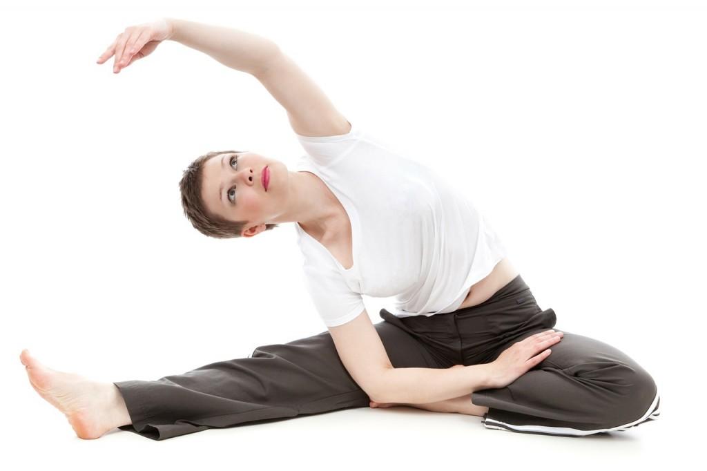股関節柔軟性