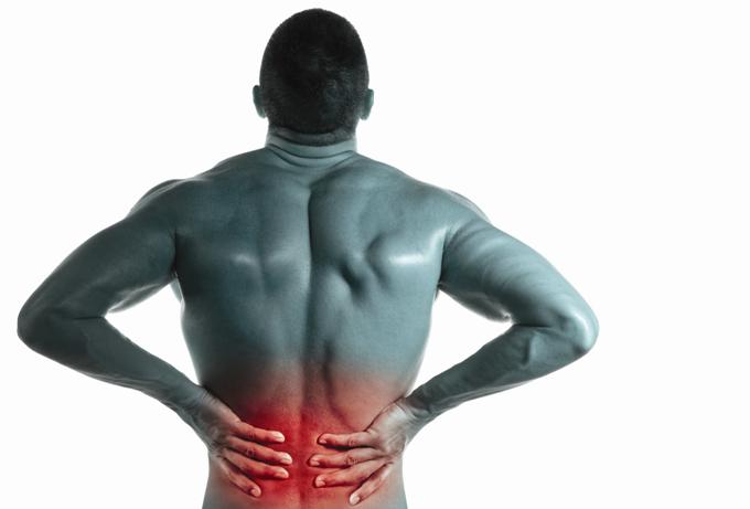 腰痛 筋肉