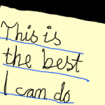 字が汚い人の特徴は?その理由とは?発達障害の可能性と対処方法、練習方法を紹介!
