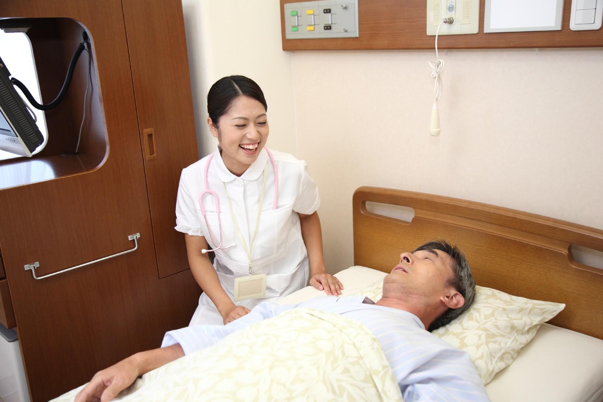 高齢者の入院生活2016.12.22