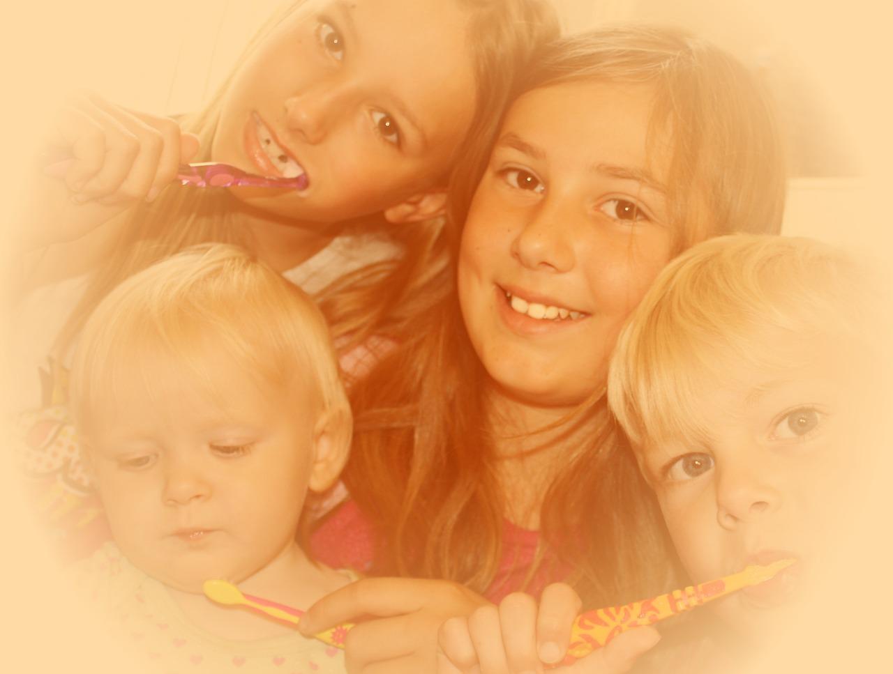 健康な歯達