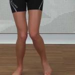 X脚の治し方を知ろう!症状や原因、なりやすい人はどんな人?