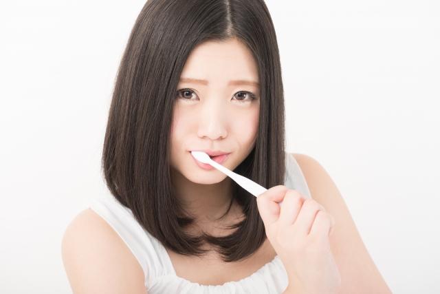 歯ブラシのデメリット