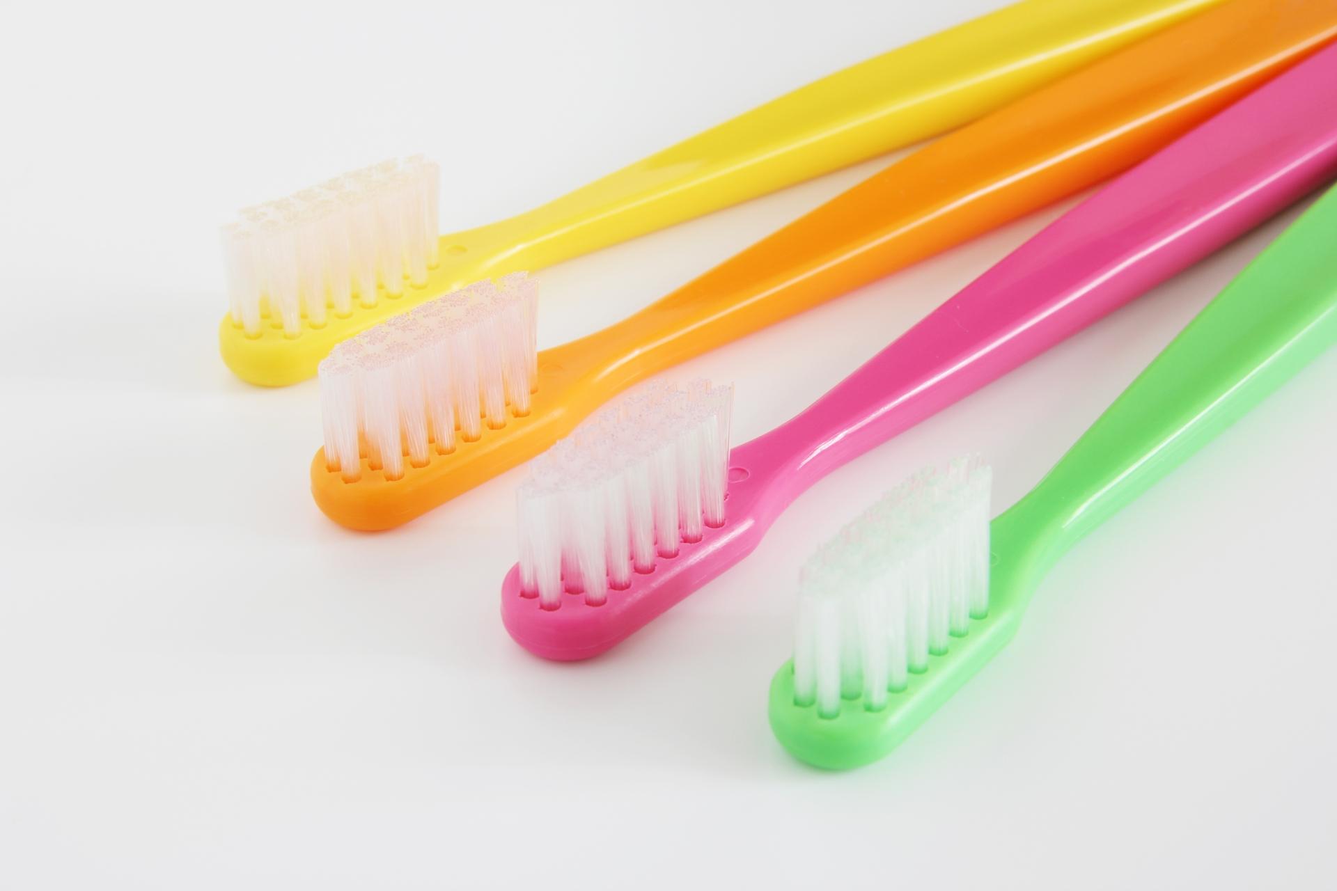 歯ブラシ 2017.1.28