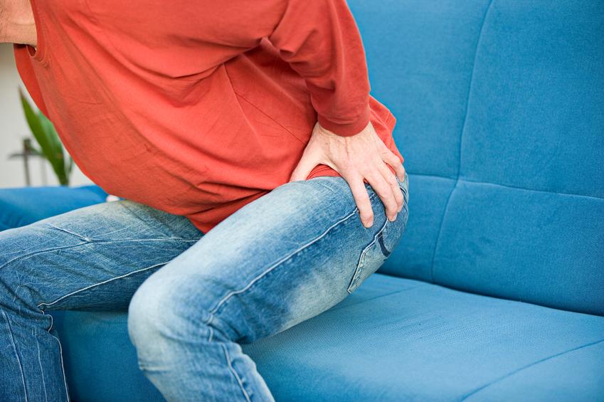 股関節 筋肉痛