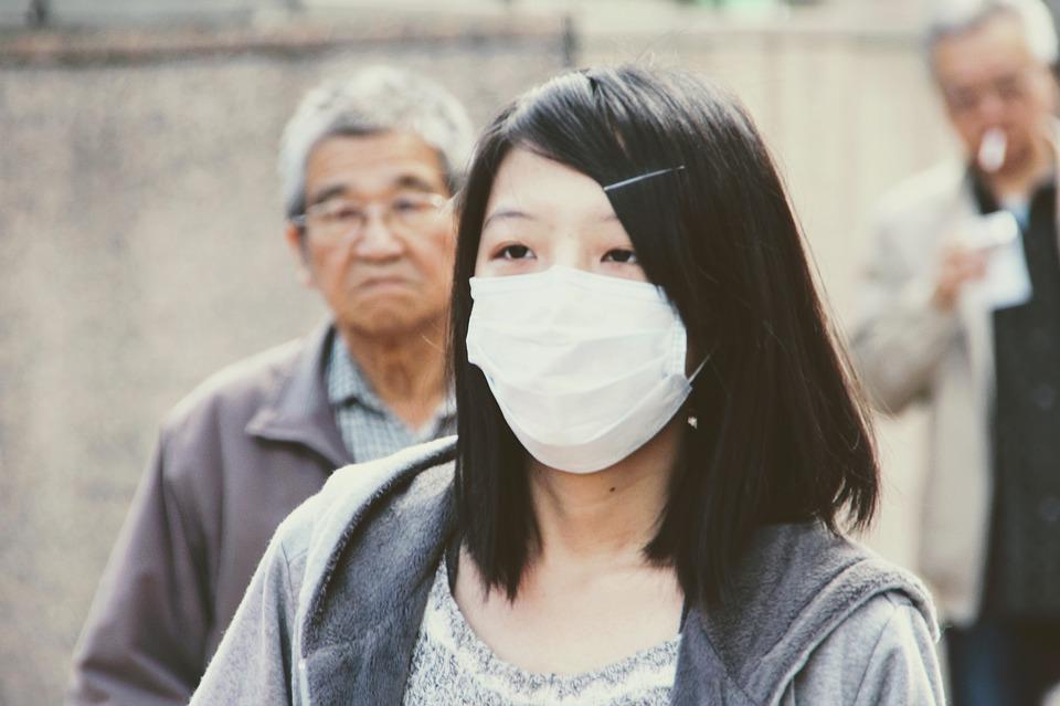 マスク女0