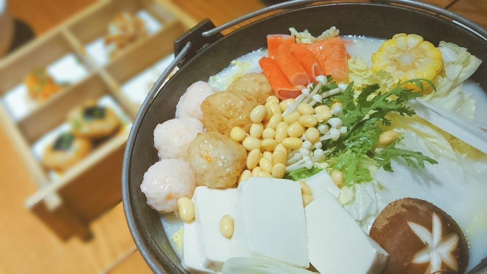 gourmet-1752261_960_720豆腐鍋