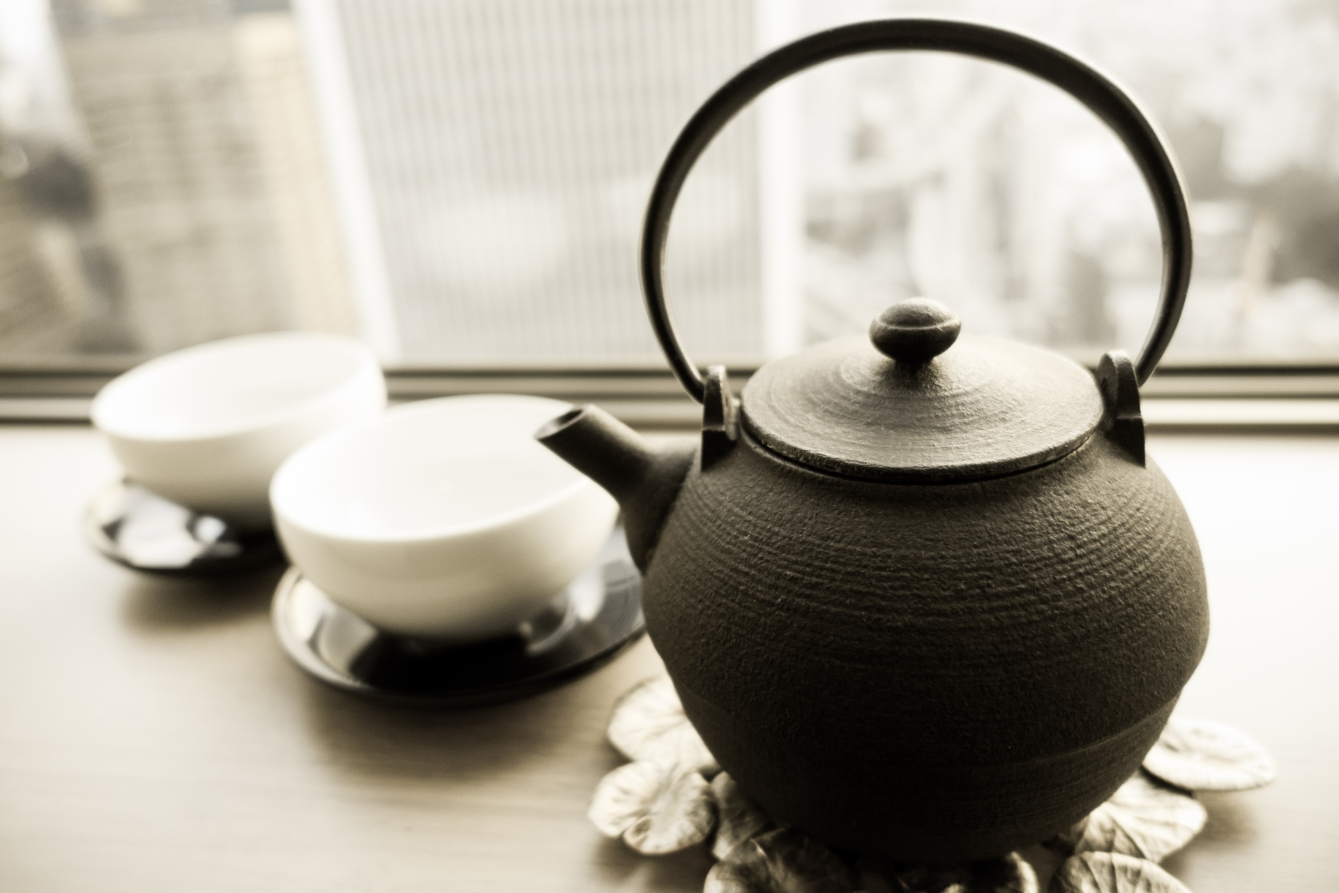 白湯・お茶
