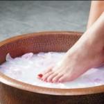 重曹足湯のやり方を知ろう!効果や効率の良い方法を紹介!