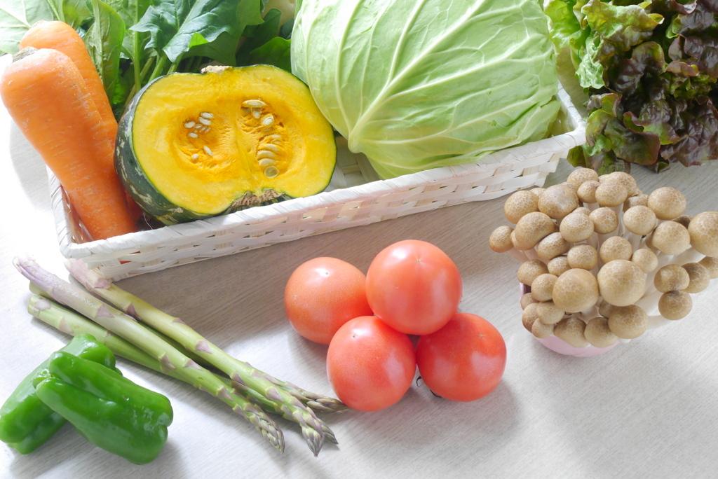 いろんな野菜1