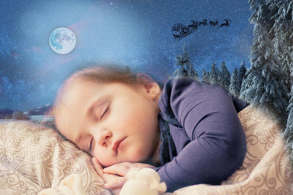 christmas-2827278_960_720夢見る子ども