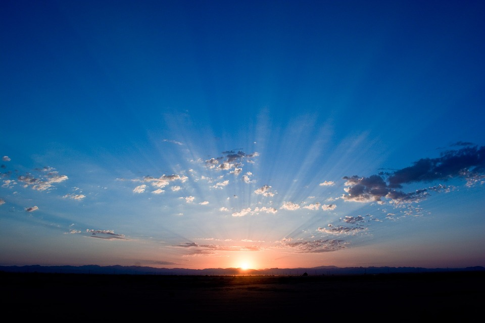sunrise-165094_960_720日の出