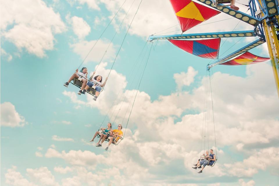 公園 子供 遊び 解放 ハッピー 幸せ