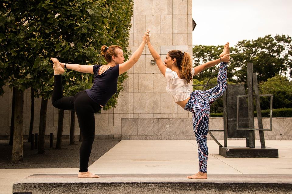 yoga-2648581_960_720スリムになる運動
