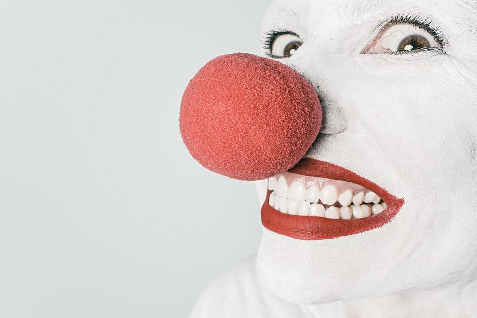 clown-362155_960_720人をバカにする