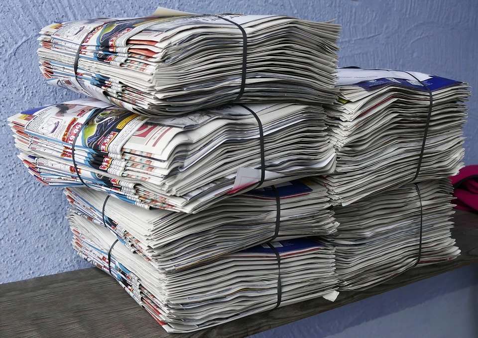 newspapers-2586624_960_720