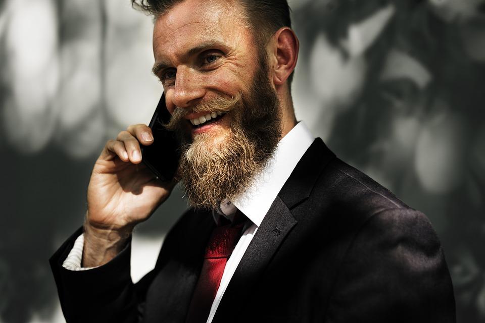 beard-2286446_960_720実業家